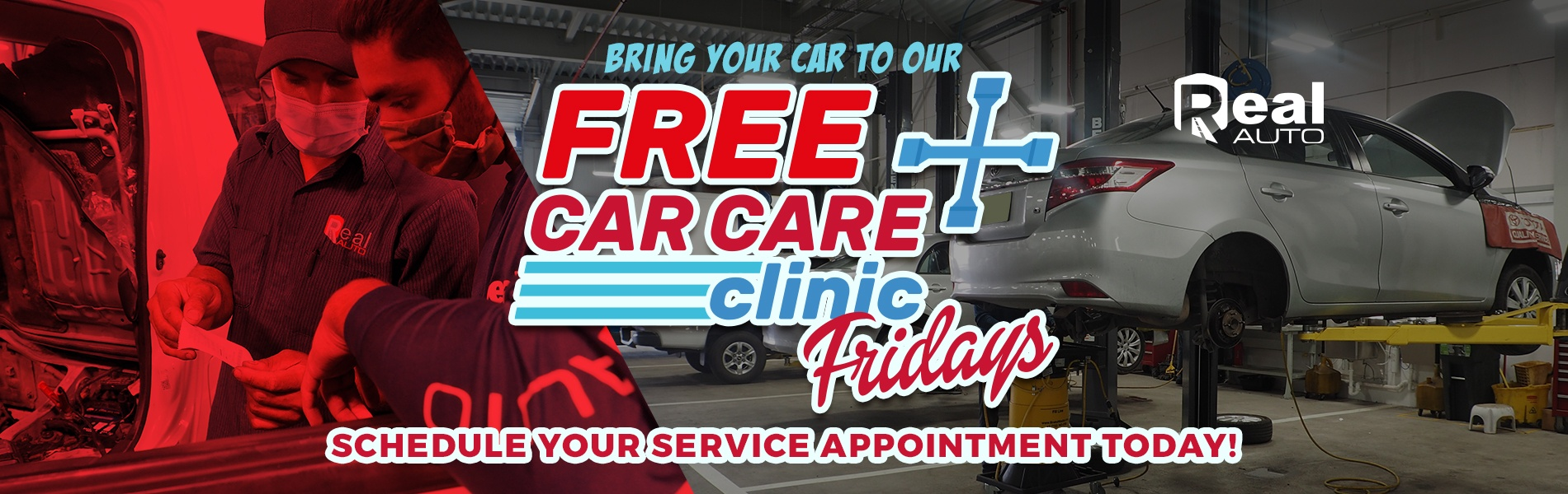 Free Car Care Clinic Fridays